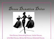 Dress Donation Drive