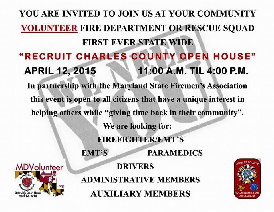 State Wide Recruitment Open House
