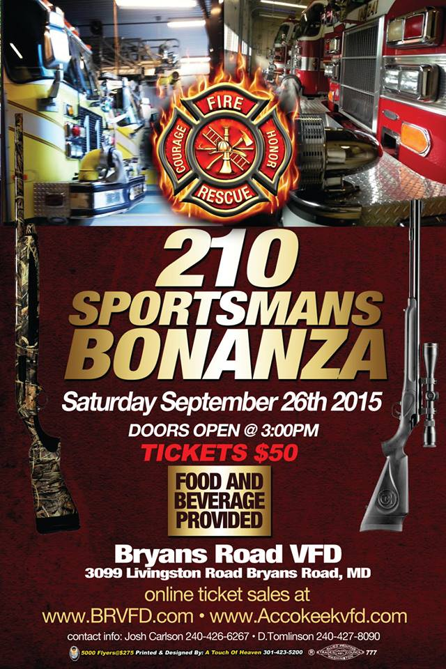 210 Sportsmans Bonanza is Back Again!!!